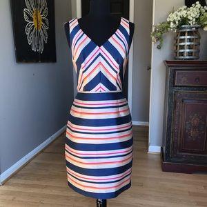 NWOT Trina Turk Sleeveless Cocktail Dress Size 4